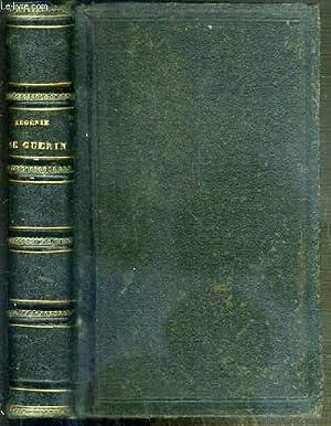 EUGENIE DE GUERIN - JOURNAL ET FRAGMENTS - 21eme EDITION.: TREBUTIEN G. S.