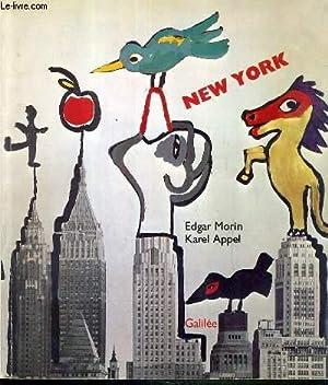 NEW YORK - LA VILLE DES VILLES: MORIN EDGAR -