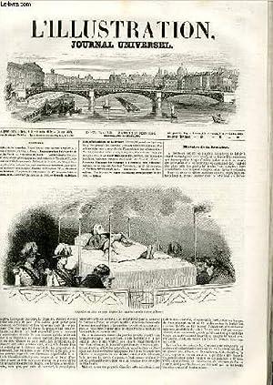 L'ILLUSTRATION JOURNAL UNIVERSEL N° 173 - Histoire de la semaine. Exposition du corps du ...