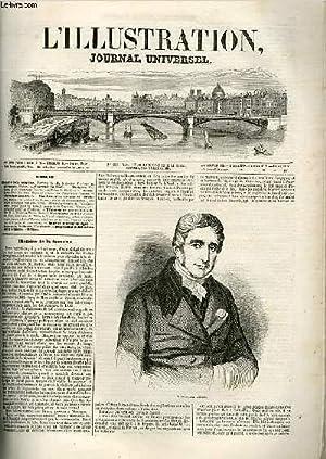 L'ILLUSTRATION JOURNAL UNIVERSEL N° 221 - Histoire de la semaine. Portrait de M. le docteur ...