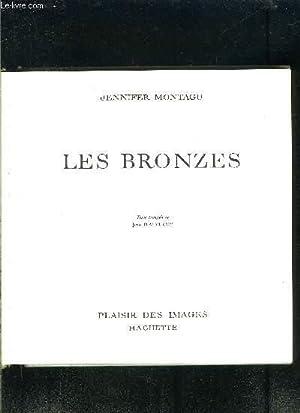 LES BRONZES- PLAISIR DES IMAGES: MONTAGU JENNIFER
