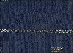 ANNUAIRE DE LA MARINE MARCHANDE- 1981: COLLECTIF