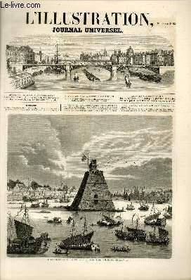L'ILLUSTRATION JOURNAL UNIVERSEL N° 779-Histoire de la: COLLECTIF