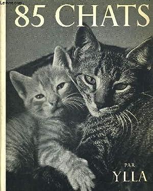 85 CHATS. PREEFACE DE DOMINIQUE AURY: YLLA