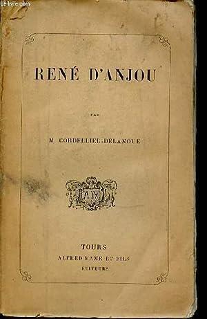 RENE D'ANJOU.: CORDELLIER-DELANOUE M.
