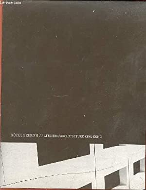 HOTEL SEEKO'O - ATELIER D'ARCHITECTURE KING KONG.: COSTEDOAT DELPHINE