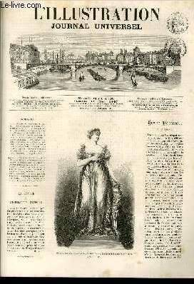 L'ILLUSTRATION JOURNAL UNIVERSEL N° 1263-Jexte : La statue de l'impératrice Jos&...