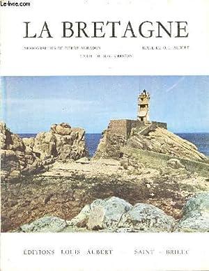 LA BRETAGNE: AUBERT O.L. / AURADON PIERRE / CESTON R.Y.