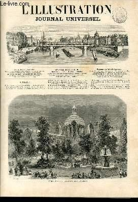 L'ILLUSTRATION JOURNAL UNIVERSEL N° 1330- Texte : Revue politique de la semaine. — La f&...