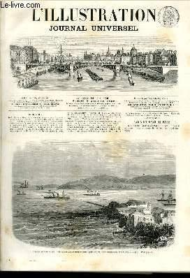 L'ILLUSTRATION JOURNAL UNIVERSEL N° 1350-Texte : Revue: COLLECTIF