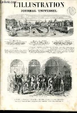 L'ILLUSTRATION JOURNAL UNIVERSEL N° 1432-Texte : Revue politique delà semaine. — D&...