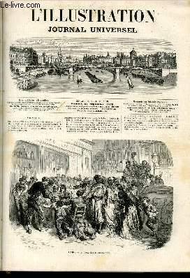 L'ILLUSTRATION JOURNAL UNIVERSEL N° 1438-Texte: Revue politique de la semaine. — La ...