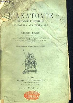 TRAITE D ANATOMIE D ANTHROPOLOGIE ET D: ROCHET CHARLES