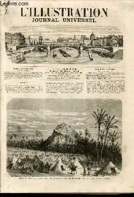 L'ILLUSTRATION JOURNAL UNIVERSEL N° 1569-Texte-. Histoire de: COLLECTIF