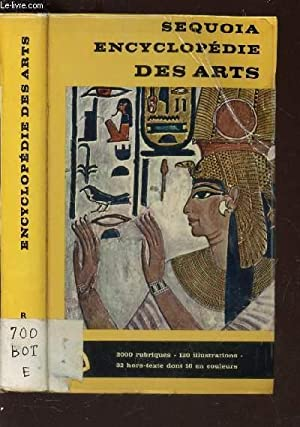 ENCYCLOPEDIE DESARTS - Architecture - peinture - sculpture - arts mineurs.: BOTTE LUCE / ZUNDEL ...