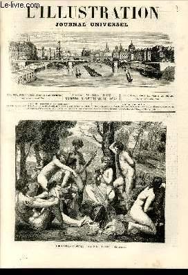 L'ILLUSTRATION JOURNAL UNIVERSEL N° 1645-Texte : Histoire de la semaine. — Courrier de ...