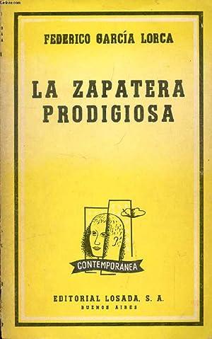 LA ZAPATERA PRODIGIOSA: GARCIA LORCA FEDERICO
