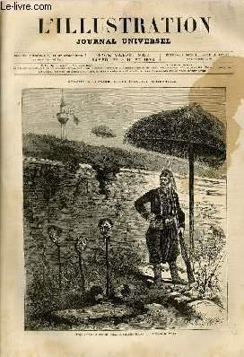 L'ILLUSTRATION JOURNAL UNIVERSEL N° 1743- histoire de: COLLECTIF