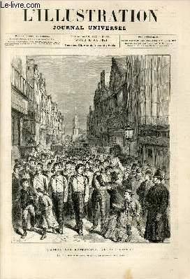 L'ILLUSTRATION JOURNAL UNIVERSEL N° 1838 - histoire: COLLECTIF