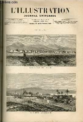 """L'ILLUSTRATION JOURNAL UNIVERSEL N° 1849 - Courrier de Paris - """"les cruautés ..."""