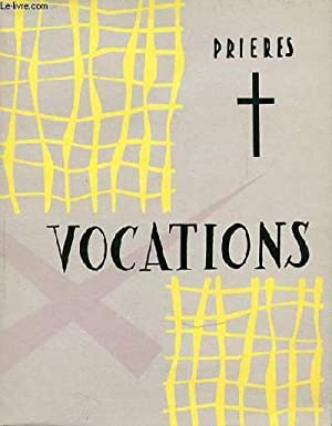 PRIERES ET VOCATIONS.: COLLECTIF
