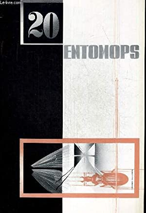 ENTOMOPS N°20 . REVUE TRIMESTRIELLE DES ENTOMOLOGISTES DES ALPES MARITIMES ET DE LA CORSE. ...