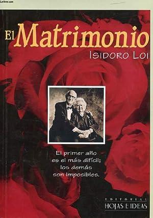 EL MATRIMONIO: LOI ISIDORO
