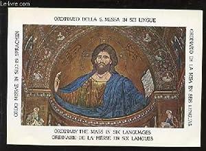 LAUDATE DOMINUM OMNES GENTES - ORDINAIRE DE: COLLECTIF
