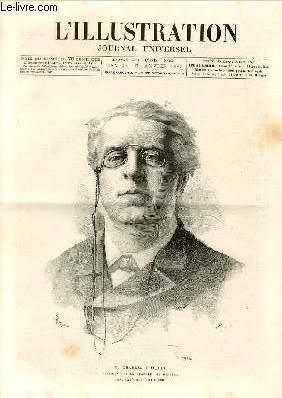 L'ILLUSTRATION JOURNAL UNIVERSEL N° 2290-Gravures : M. Charles Floquet président de...