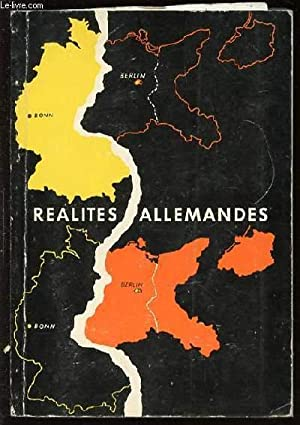 REALITES ALLEMANDES.: COLLECTIF
