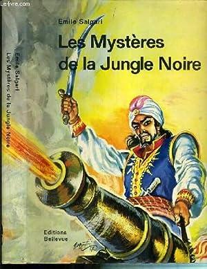 LES MYSTERES DE LA JUNGLE NOIRE: SALGARI EMILE