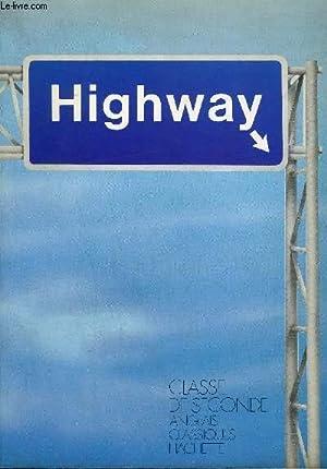 HIGHWAY CLASSE DE SECONDE ANGLAIS - SPECIMEN: HUMBLEY & MARTINEZ