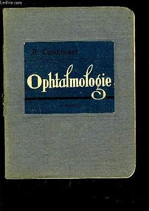 OPHTALMOLOGIE: CANTONNET