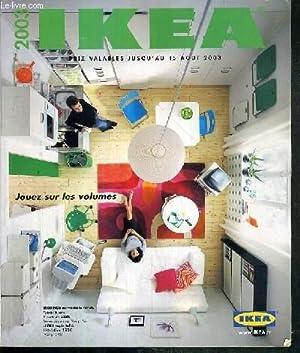 CATALOGUE - IKEA 2003 - PRIX VALABRES: COLLECTIF