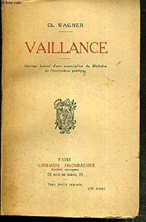 VAILLANCE: WAGNER CH.