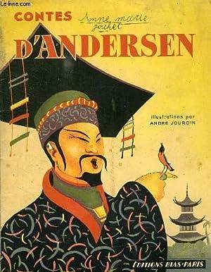 CONTES D'ANDERSEN: ANDERSEN, JOURCIN ANDRE