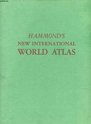 HAMMOND'S NEW INTERNATIONAL WORLD ATLAS, THE MODERN,: COLLECTIF