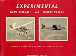 EXPERIMENTAL LIGHT AIRCRAFT AND MIDGET RACERS: UNDERWOOD JOHN, CALER