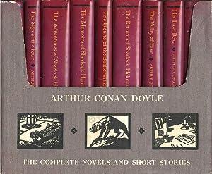 THE COMPLETE NOVELS AND SHORT STORIES: CONAN DOYLE ARTHUR