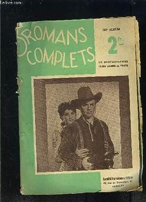 ROMANS COMPLETS 262e album- LE FILM COMPLET DU SAMEDI- FOLLE JEUNESSE- LE CHATEAU DES 4 OBESES- ...