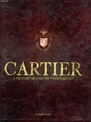 CARTIER, A CENTURY OF CARTIER WRISTWATCHES: GORDON GEORGE
