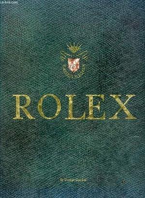 ROLEX: GORDON GEORGE