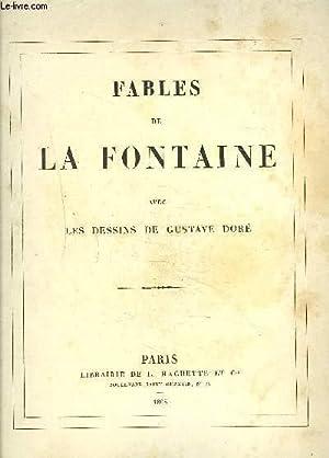 FABLES DE LA FONTAINE: DE LA FONTAINE