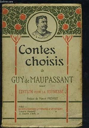 CONTES CHOISIS: DE MAUPASSANT GUY