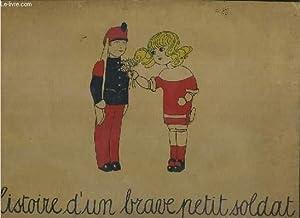 HISTOIRE D'UN BRAVE PETIT SOLDAT: SCHALLER CHARLOTTE