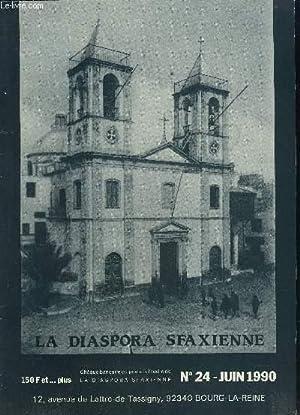 LA DIASPORA SFAXIENNE N°24- JUIN 1990: COLLECTIF