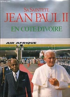 SA SAINTETE JEAN-PAUL II EN COTE-D'IVOIRE - 10.11.12 MAI 1980: COLLECTIF