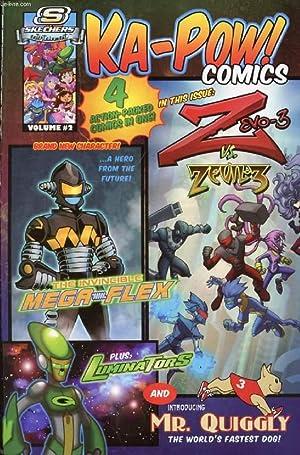 KA-POW ! COMICS, VOL. 2: COLLECTIF