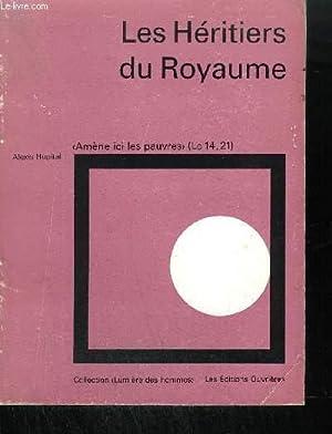 LES HERITIERS DU ROYAUME - AMENE ICI LES PAUVRES: HOPITAL ALEXIS