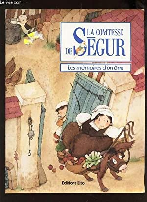 LA CONTESSE DE SEGUR / LES MEMOIRES D'UN ANE: RHODES STEPHANIE